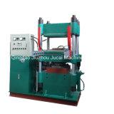 Productie van rubberen afdichtingen en afsnijmachine/vulcanizer