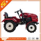 Trattore agricolo agricolo del rifornimento 12HP della fabbrica mini piccolo con Ce