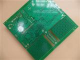 PCB van het Comité RO4003c van de Raad van de kring Grote (0.3mm) Tented Vias