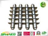 Griglia magnetica rettangolare/separatore dell'acciaio inossidabile
