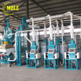 Konkurrierender Mole-Weizen-Mais-Fräsmaschine-China-Lieferant