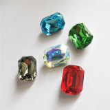 Point arrière brillant Rhinestone Crystal Accessoires pour bijoux