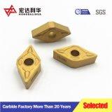 Inserti di CNC del carburo di tungsteno con la filettatura degli strumenti per tornitura