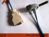 Zoll AMP14pin SpO2 Fühler, 10FT