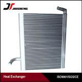 Échangeur de chaleur en aluminium d'ailette de plaque de la Chine pour KOMATSU