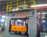 Tipo de frame imprensa hidráulica com coxim hidráulico (Y27-150)