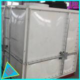 SMC montano il serbatoio di acqua sezionale del serbatoio di acqua FRP del serbatoio dell'acqua GRP