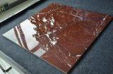 60X60 steuern Deco polierte rote Porzellan-Fußboden-Fliesen automatisch an