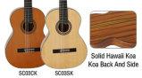 Гитара нового качества конструкции классицистическая для оптовой продажи