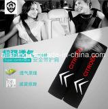 De Veiligheidsgordel van de Auto van de Polyester van Toyto Behandelt het Paar van Schouderopvulsels