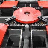 Fabriqué en Chine et de taraudage fraiseuse de forage pour l'acier