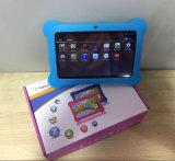 Longview Tablet PC 7 polegadas para as crianças com núcleo quádruplo Android Bt WiFi de câmara dupla