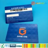 ISO14443uma tecla programável MIFARE DESFire EV2 2K/4K/8K cartões RFID