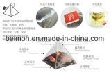 100% нейлоновой ткани, уголок для приготовления чая сумка из ткани, Food Grade материала, цветочный чай мешок