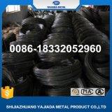 Bon fil recuit noir en métal de la qualité 2.5mm de vente chaude