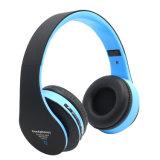 Usine de Shenzhen Lecteur MP3 Sport casque stéréo avec microphone coloré