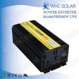 Inversor solar 2000W de la carga de la UPS para la Sistema Solar