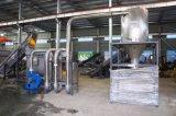 Pp.-Beutel, die Zeile Maschine/Plastikfilm des PET aufbereitet Gerät waschen