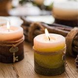 متعدّد طبقة فنية شمعة خاصّة مع علامة مميّزة خاصّة