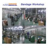 Bandage 100% élastique de sport de bandage de compactage de coton A102