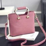 Cores diferentes bolsas de couro malas com design bonito