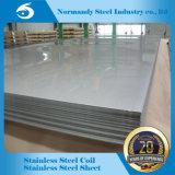Feuille d'acier inoxydable du fini 2b d'ASTM 430 pour la décoration