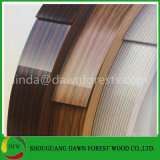 De houten Hoge Kleur polijst het Verbinden van de Rand van pvc