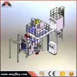 Roestvrij staal Shotblaster voor het Tuimelen, Model: Mdt2-P7.5-3