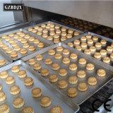 Forno a tunnel professionale del forno del gas per strumentazione del forno della macchina del forno della torta la grande