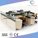 مكتب حجيرة خشبيّة حاسوب طاولة مع خزانة [كس-و1816]