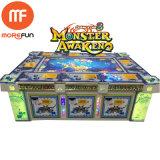 De grote Goudstaven die van het Casino van Vissen de Machine van het Spel van het Muntstuk van de Visserij van de Arcade jagen