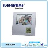 Blocco per grafici girante della foto con il multi orologio di Digitahi di funzione per il regalo