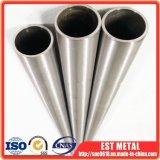 Tubo inconsútil del titanio de ASTM B337 Gr5