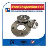Toma de la brida del tubo de acero al carbono soldar ASTM A105.
