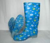 Различных Hi-Q женщин ПВХ дождя ботинки и новой моды леди прозрачные дождя, моды загрузки дождя ботинки и популярных стиле загружается