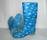 Vários carregadores de chuva do PVC das mulheres, carregador de chuva da senhora Transparente, carregador de chuva da forma
