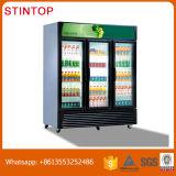 1380L visor vegetais Chiller / bebida fria frigorífico / Visor frigorífico para venda