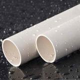 pipe de PVC de pipe, de qualité de PVC d'épaisseur de 2mm pour l'évacuation ou approvisionnement en eau