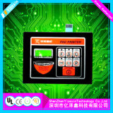 Testblatt-Tastaturblock des Membranschalter-3m grafischer des Kleber-LED
