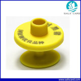 고품질 134.2kHz 수동적인 RFID 암소 귀 꼬리표