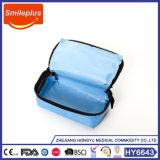 Cassetta di pronto soccorso di piccolo viaggio stradale di nylon della famiglia dell'OEM per l'apparecchio medico