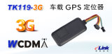 Vehicle GPS Tracker Uploading Intervals Per 10s (TK119-3G)