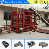 máquina de bloques de hormigón de alta capacidad de frenar la máquina automática de bloque