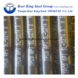 La norme ASTM A106, de tuyaux en acier API 5L/tuyau ASTM A106, ASTM A106/A53 Tuyau