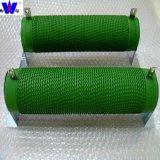 onda 500W que cubre el resistor Wirewound de la potencia de cerámica del tubo