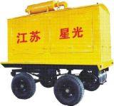 генератор генератора 125kVA электричества китайского двигателя 100kw Weichai портативный