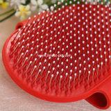 Cepillos de pelo al por mayor de los productos del perro de la preparación del peine del Massager del animal doméstico