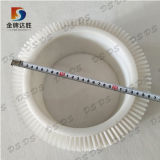 Poils en nylon anneau perforées pour la fabrication du papier de l'industrie de la brosse