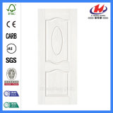 Piel moldeada de la puerta de la melamina (JHK-MN09)