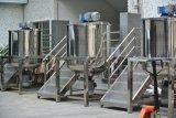 100L, 200L, 500L acero inoxidable de doble pared del tanque de mezcla